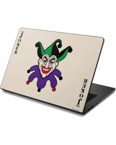 The Joker Calling Card Dell Chromebook Skin