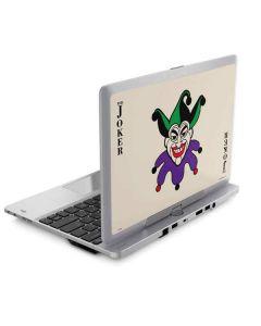 The Joker Calling Card Elitebook Revolve 810 Skin