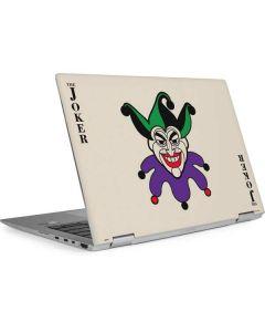 The Joker Calling Card HP Elitebook Skin