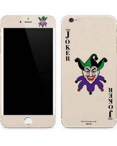 The Joker Calling Card iPhone 6/6s Plus Skin