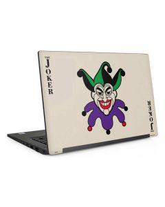 The Joker Calling Card Dell Latitude Skin