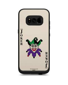 The Joker Calling Card LifeProof Fre Galaxy Skin