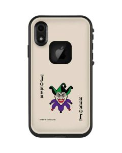 The Joker Calling Card LifeProof Fre iPhone Skin