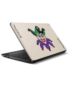 The Joker Calling Card HP Notebook Skin