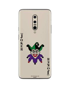 The Joker Calling Card OnePlus 7 Pro Skin