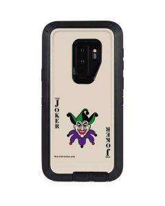 The Joker Calling Card Otterbox Defender Galaxy Skin