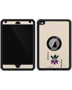 The Joker Calling Card Otterbox Defender iPad Skin