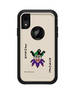 The Joker Calling Card Otterbox Defender iPhone Skin