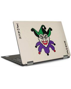 The Joker Calling Card Dell XPS Skin