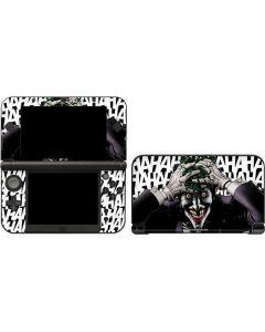 The Joker Insanity 3DS XL 2015 Skin