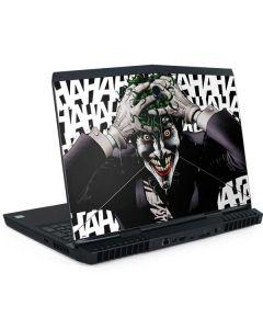 The Joker Insanity Dell Alienware Skin