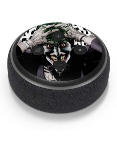 The Joker Insanity Amazon Echo Dot Skin
