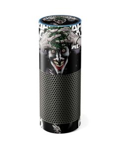 The Joker Insanity Amazon Echo Skin