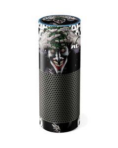 The Joker Insanity Amazon Echo Skin