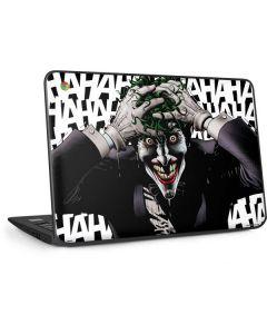 The Joker Insanity HP Chromebook Skin