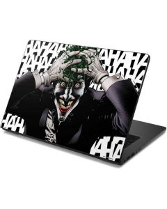 The Joker Insanity Dell Chromebook Skin