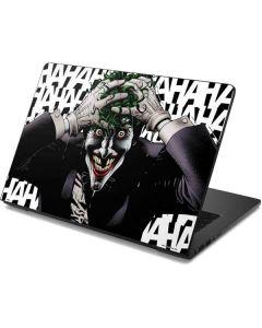 The Joker Insanity Dell Chromebook Skin