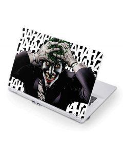 The Joker Insanity Acer Chromebook Skin
