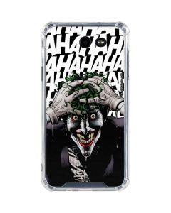 The Joker Insanity Galaxy J7 (2017) Clear Case
