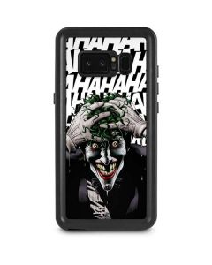 The Joker Insanity Galaxy Note 8 Waterproof Case