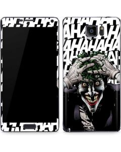 The Joker Insanity Galaxy Note5 Skin