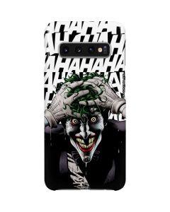 The Joker Insanity Galaxy S10 Lite Case