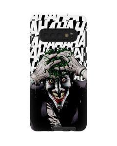 The Joker Insanity Galaxy S10 Pro Case