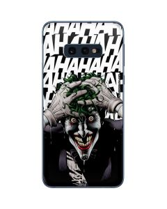 The Joker Insanity Galaxy S10e Skin