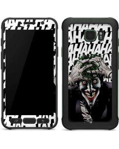 The Joker Insanity Galaxy S7 Active Skin