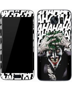 The Joker Insanity Galaxy S7 Skin