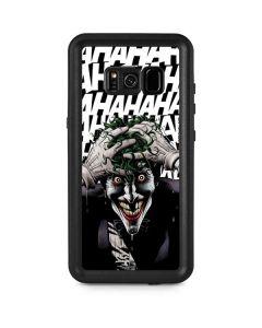 The Joker Insanity Galaxy S8 Plus Waterproof Case