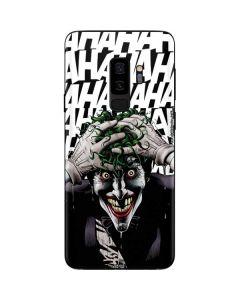 The Joker Insanity Galaxy S9 Plus Skin