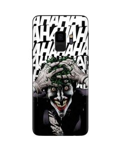 The Joker Insanity Galaxy S9 Skin