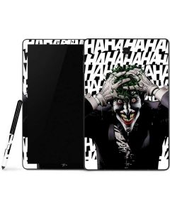 The Joker Insanity Samsung Galaxy Tab Skin