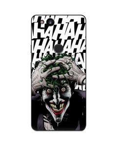 The Joker Insanity Google Pixel 2 Skin