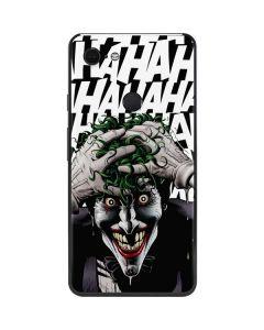 The Joker Insanity Google Pixel 3 XL Skin