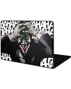 The Joker Insanity Google Pixelbook Go Skin