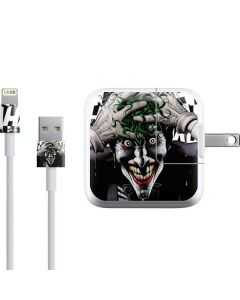 The Joker Insanity iPad Charger (10W USB) Skin