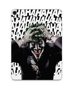The Joker Insanity Apple iPad Pro Skin