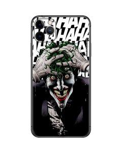 The Joker Insanity iPhone 11 Pro Max Skin