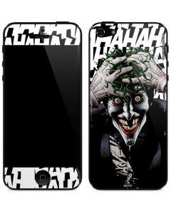 The Joker Insanity iPhone 5/5s/SE Skin