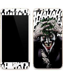 The Joker Insanity iPhone 6/6s Plus Skin