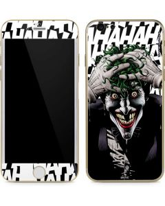 The Joker Insanity iPhone 6/6s Skin