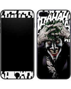 The Joker Insanity iPhone 8 Plus Skin