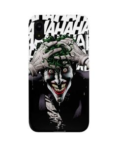 The Joker Insanity iPhone XR Lite Case