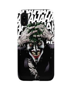 The Joker Insanity iPhone XR Pro Case