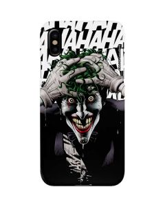The Joker Insanity iPhone XS Max Lite Case