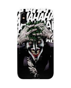 The Joker Insanity iPhone XS Max Lite Case
