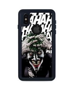 The Joker Insanity iPhone XS Waterproof Case