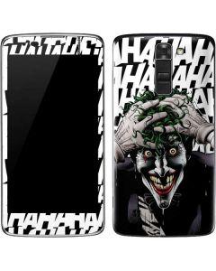 The Joker Insanity K7/Tribute 5 Skin